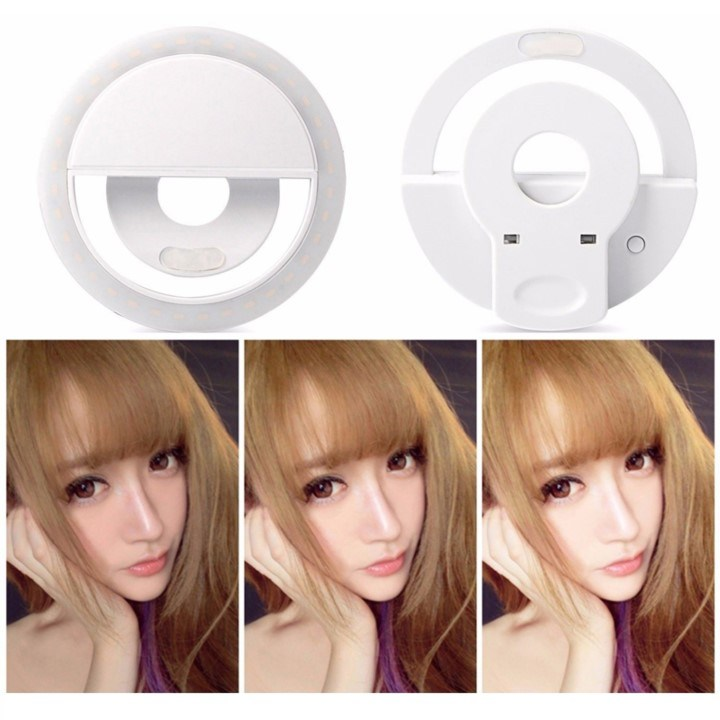 Đèn Selfie Ring Light RK 12