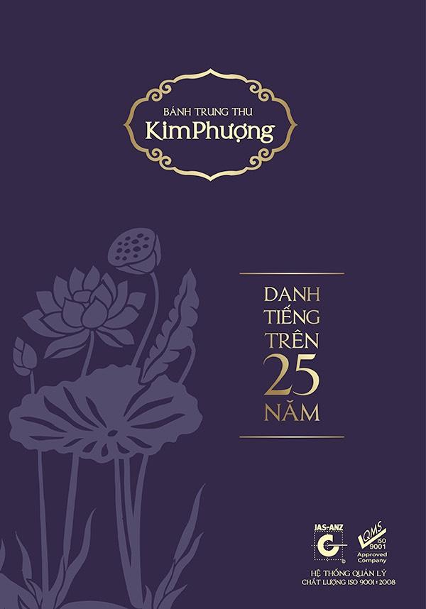 Bánh Trung Thu - Kim Phượng - Danh Tiếng Trên 25 năm